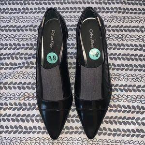 NWOT Calvin Klein shoes!